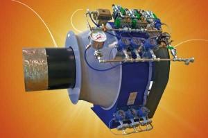 Quemador | E&M Combustión | zona NEC | central termica de Baiji | Irak