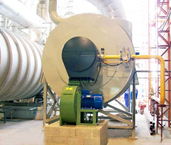 Food dryer | Fomesa | Combustion Equipment | E&M Combustion
