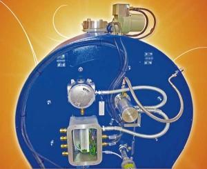 Quemador ATEX | E&M Combustion | EExd zona 2 | central de ciclo combinado | Letonia