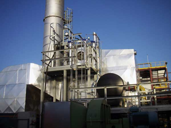 Abengoa-Solar-Sevilla | Burner | E & M Combustion