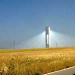 Abengoa solar | planta termosolar | equipos de combustion