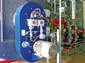 Quemadores ATEX | E&M Combustion | planta procesadora de gas | Pemex | Mexico | quemadores industriales