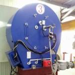 Ebico | planta de calefaccion | quemador