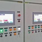 Planta de calefaccion | sistema de control de combustion