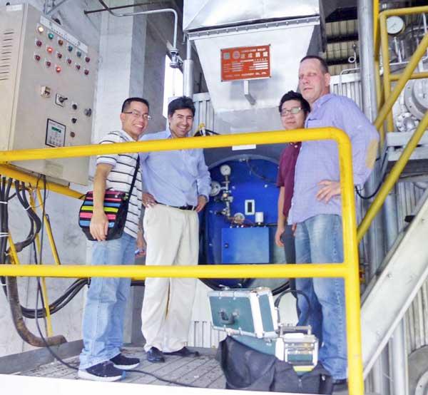 Procesos de vapor | Quemadores | E&M Combustion