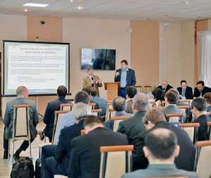 E&M Combustionpresenta en Rusia su gama de quemadores ATEX