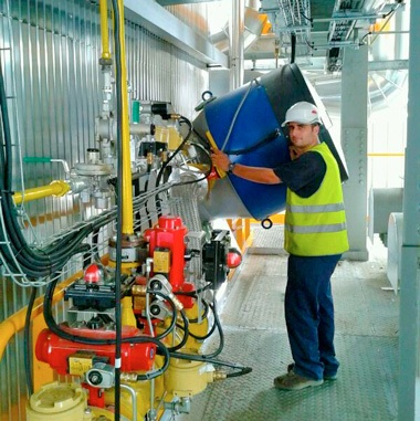 Servicio Tecnico global | Equipos de Combustion| Quemadores industriales | E&M Combustion