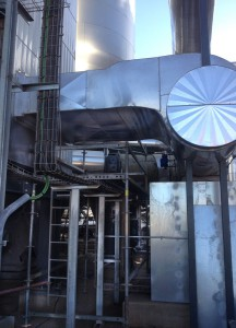 Conducto recirculacion de gases | E&M Combustion