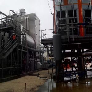 Biomass plant | Torsional Chamber | E&M Combustion