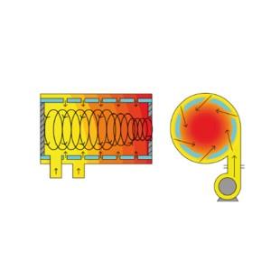Esquema camara torsional | E&M Combustion