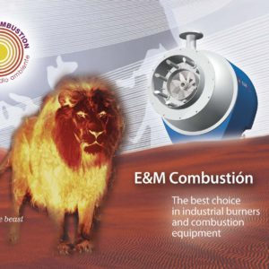 Corporate brochure | energy efficiency | E&M Combustion