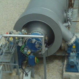 Combustion chamber | Hot gas generator