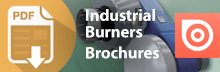 Industrial burners brochures