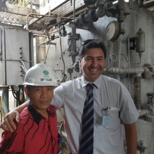 Planta industrial   Indonesia   E&M Combustion