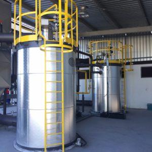 Quemador de gas para aire precalentado JBD-PA | quemadores | quemadores industriales
