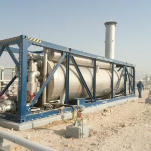 Calentador | Quemador ATEX | Al-Jahra | Kuwait