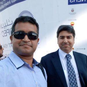 Visitamos ADIPEC, Exposición y Conferencia en Abu Dhabi sobre petróleo y gas