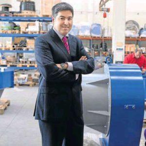 Quemadores en la planta de E&M Combustion | Iñigo Bejar | Tecnologia de combustion