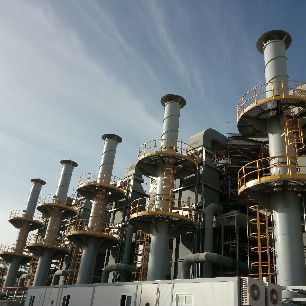 Burners of the Ashalim solar thermal power | Combustion Equipment | E & M Combustion