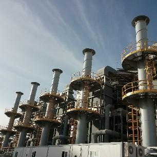Quemadores en la termosolar de Ashalim | equipos de combustion | E&M Combustion