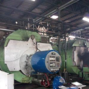 Modernizacion de una planta procesadora de piña | eficiencia energetica | quemadores | E&M Combustion