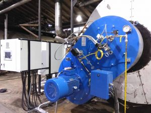 Central de calefaccion urbana | Quemadores industriales | Equipos de combustion