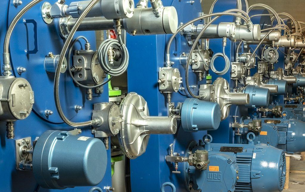 Sistemas de Combustion Industrial para atmosferas potencialmente explosivas | Quemadores Industriales