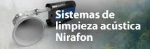 Sistemas de limpieza acústica Nirafon