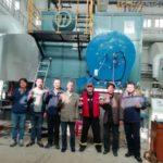 Calefaccion urbana Low NOx en Tianjin China Proyecto de E&M Combustion