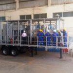Sistema movil de generacion de vapor para prospecciones petroliferas | E&M Combustion