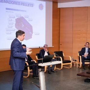Soluciones Innovadoras de Biomasa para usos Industriales