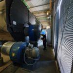 Ultra Low Nox burners in Santarem, Portugal | E & M Combustion