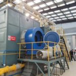 Central de Calefaccion Low NOx en China | E&M Combustion