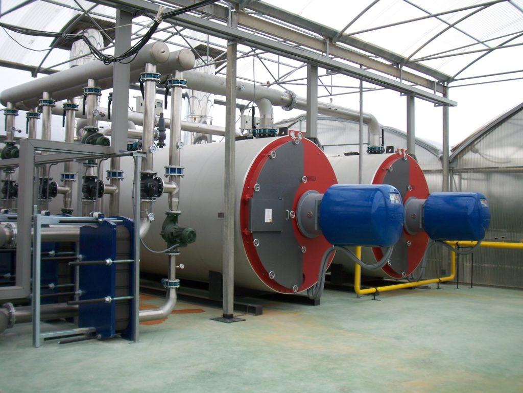 Eficiencia energetica en empresas industriales | E&M Combustion