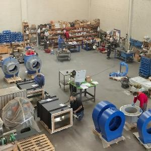 E&M Combustion reactivates the normal manufacturing at the plant