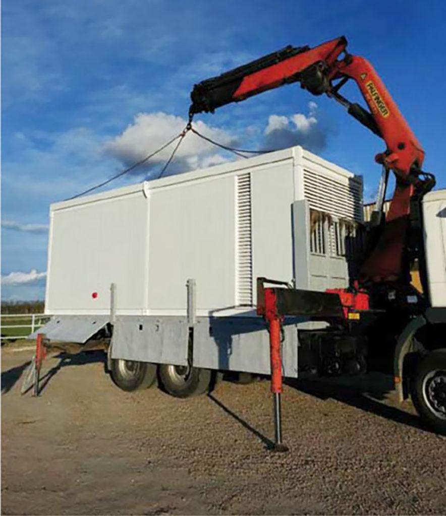 Portable incinerator furnaces | E&M Combustion