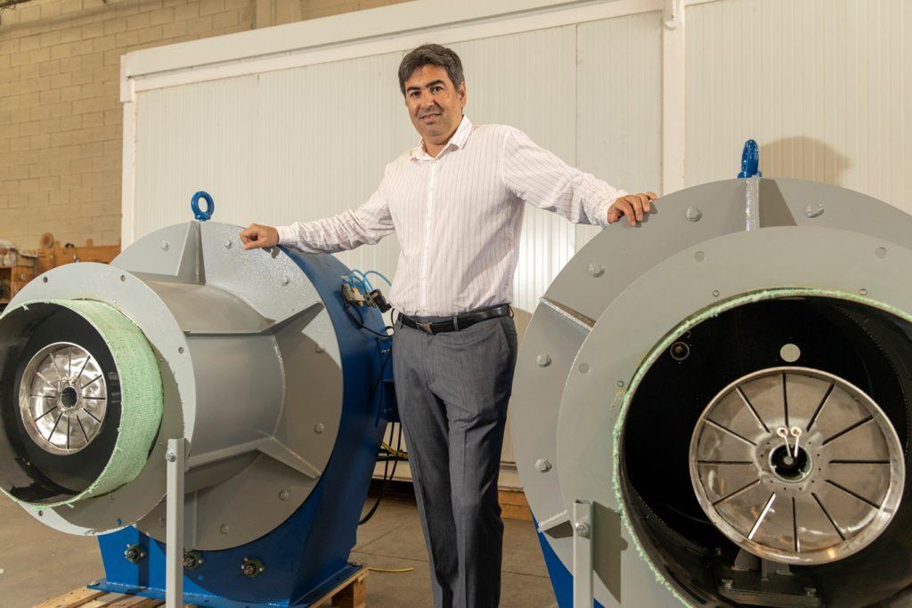 Iñigo Bejar - E&M Combustion - Generation of new Combustion Technologies