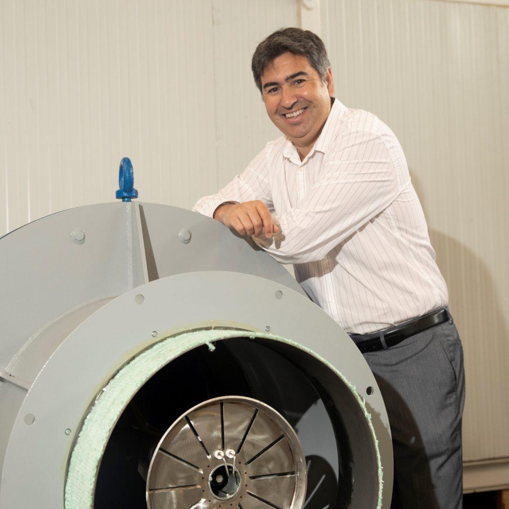 Iñigo Bejar | Generacion de  Nuevas Tecnologias de Combustion | E&M Combustion