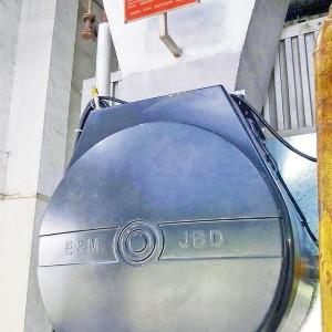 Conversion of coal-fired burners to natural gas