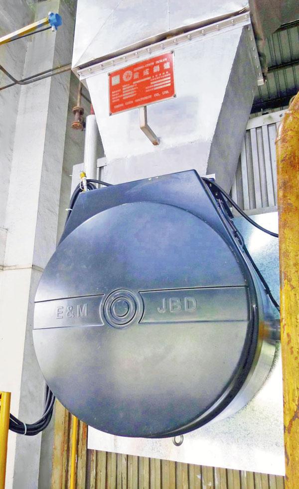 Quemador industrial - Transformacion de calderas de vapor a gas natural