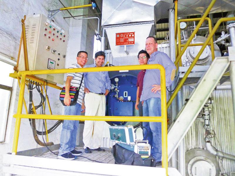 Transformacion de calderas de vapor a gas natural - E&M Combustion