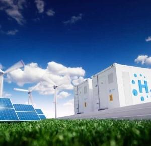 Green Hydrogen mega projects underway