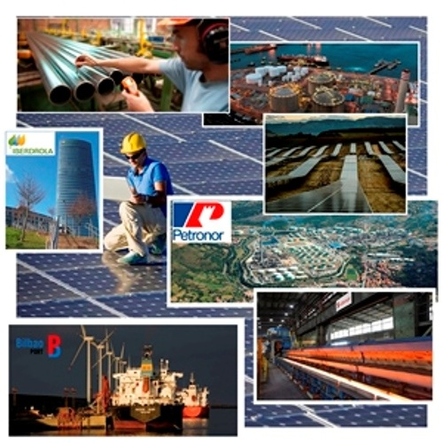 Basque Country: 7,234 km² that concentrate 400 companies of the Energy Value Chain