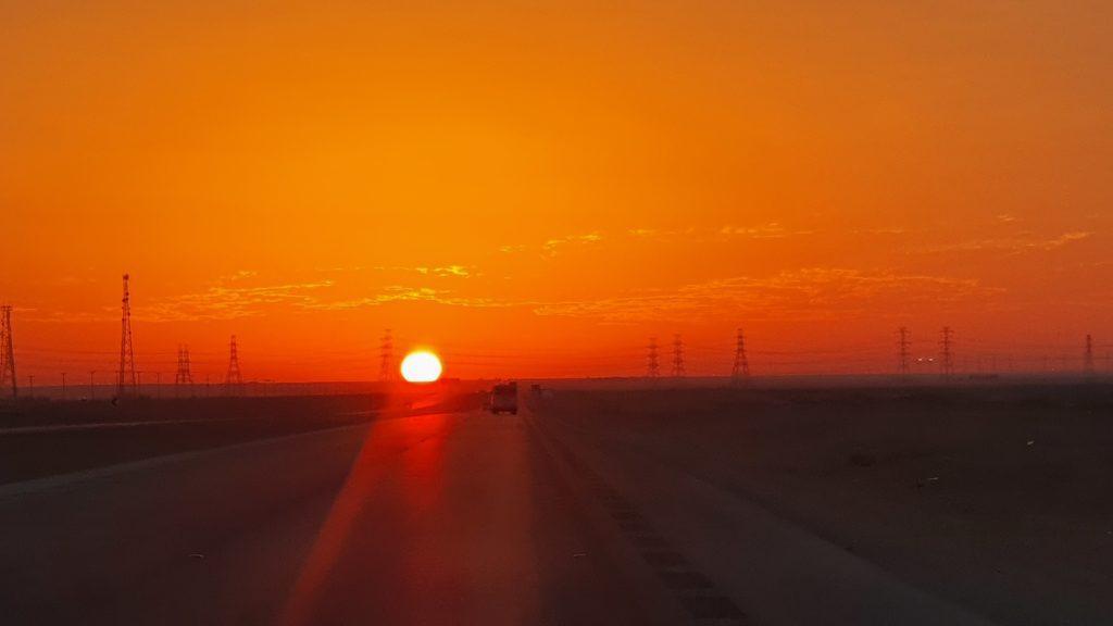 Waad Al-Shamal, Arabia Saudi - Solar-gas hybrid plant - E&M Combustion