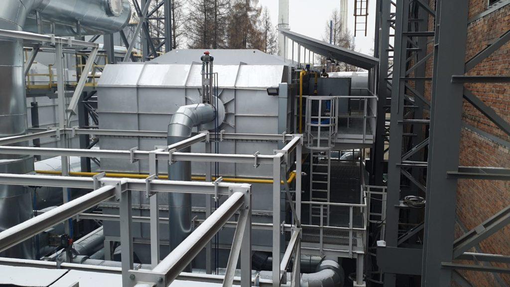 Volatile Organic Compounds (VOCs) treatment - E&M Combustion