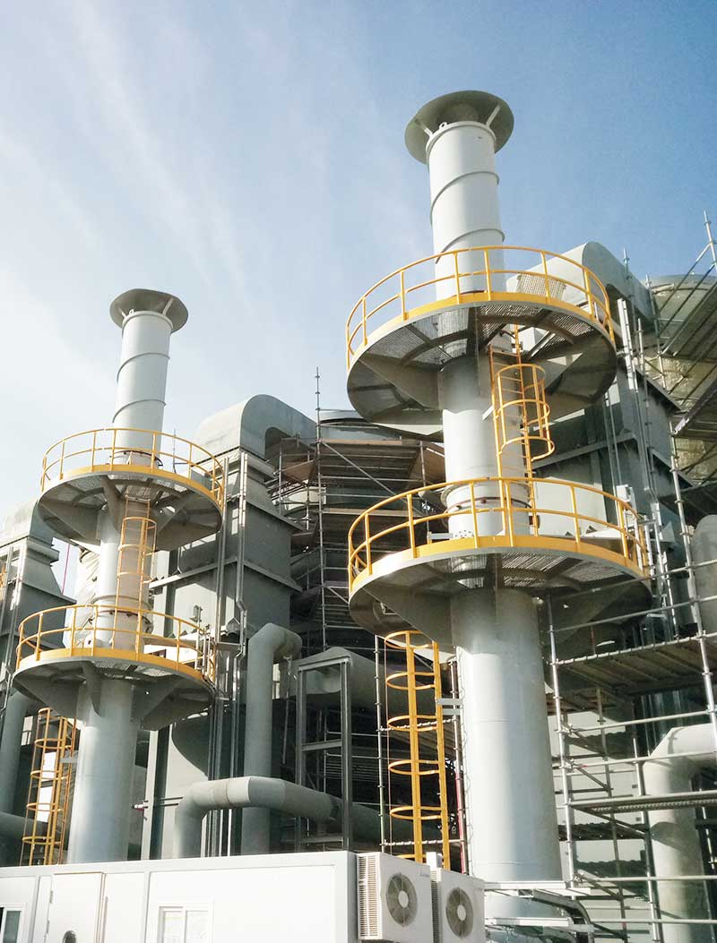Ashalim Thermal Power facility · E&M Combustion