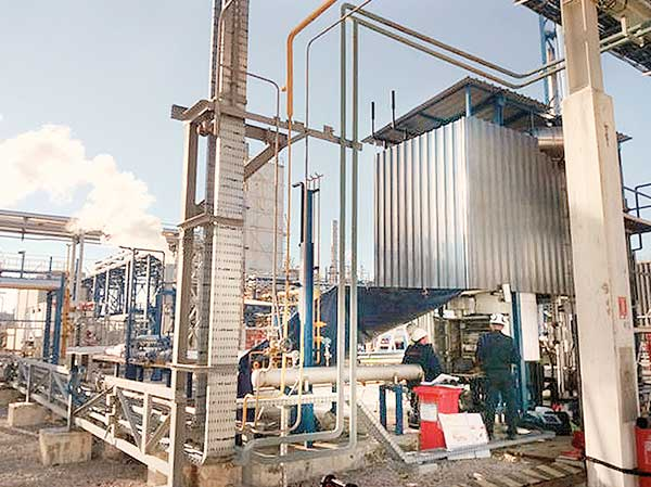 Hydrogen facility - Hydrogen Combustion Systems - E&M Combustion