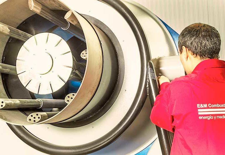 Quemadores de Hidrogeno - Innovadores sistemas de combustion - E&M Combustion