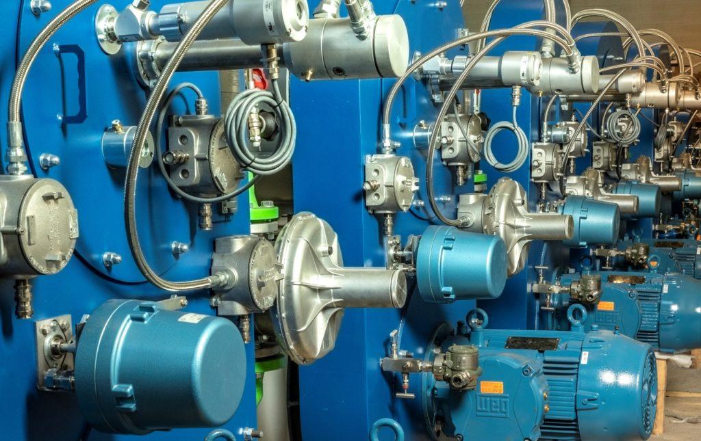 Quemadores industriales ATEX para la industria petrolifera - E&M Combustion