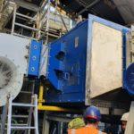 Tratamiento de escorias de aluminio - Quemador de vena de aire - E&M Combustion